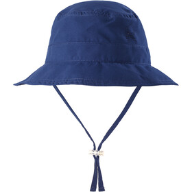 Reima Tropical Sunhat Kids Navy Blue
